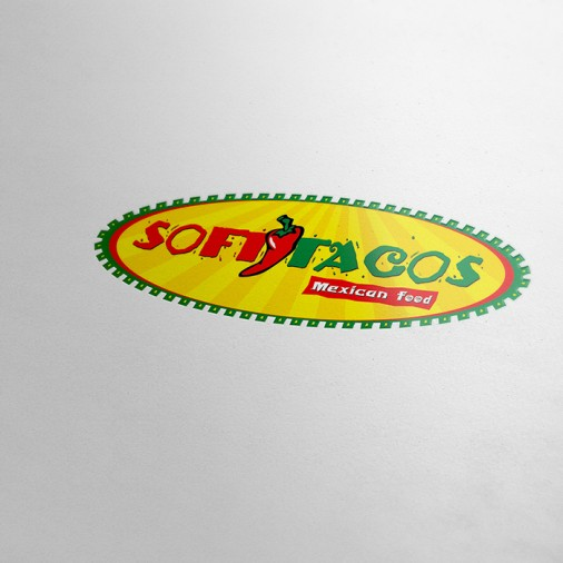 Soft Tacos Mexican Food